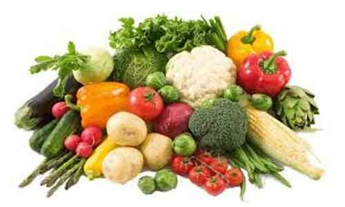 Vegetarians have healthier levels of disease markers than meat-eaters