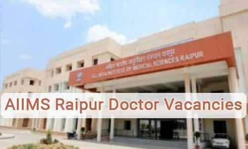 Walk-in-Interview: AIIMS Raipur releases 50 vacancies for Junior Resident Post