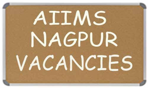 Walk-In-Interview At AIIMS Nagpur For Senior Resident Post, Details