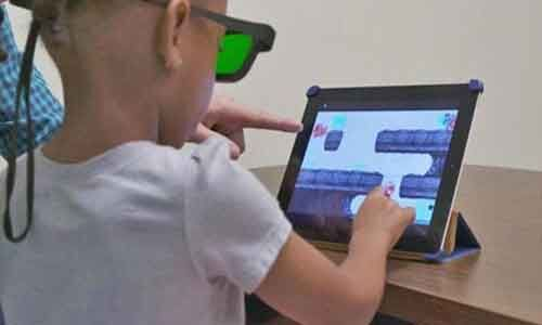 Binocular treatment no better than patching for amblyopia