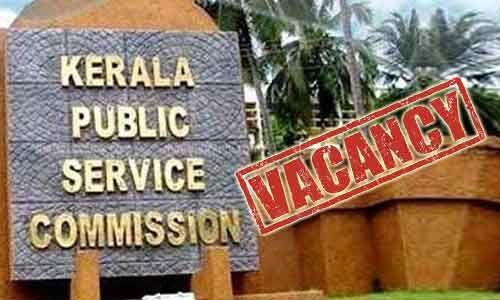 JOB ALERT: Kerala Public Service Commission Releases Vacancies For Assistant Professor Post