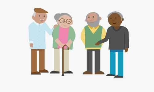 Frailty important predictor of  mortality in elderly with COVID 19, finds study