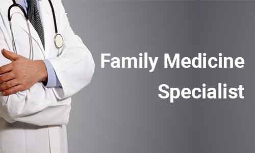 Urgent need to promote Family Medicine Speciality says Govt appointed Health Panel
