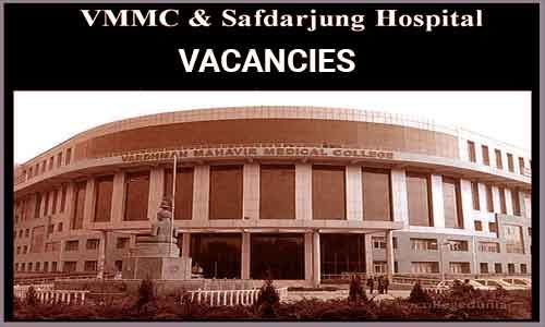 JOB ALERT: Safdarjung Hospital Releases 144 Vacancies For Senior Resident Post