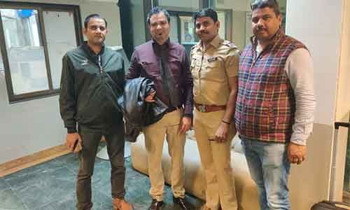 UP cops arrest Dr Kafeel Khan from Mumbai airport for