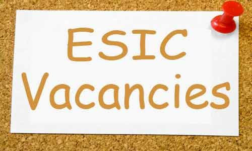 Walk-In-Interview: ESIC Hospital Faridabad releases 50 Vacancies for SR, JR, Tutor Posts