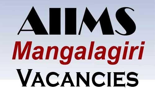 SR Vacancies at AIIMS Mangalagiri: APPLY NOW