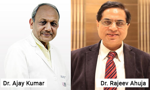 2 leading specialists from Delhi nominated to institute of body of PGI Chandigarh