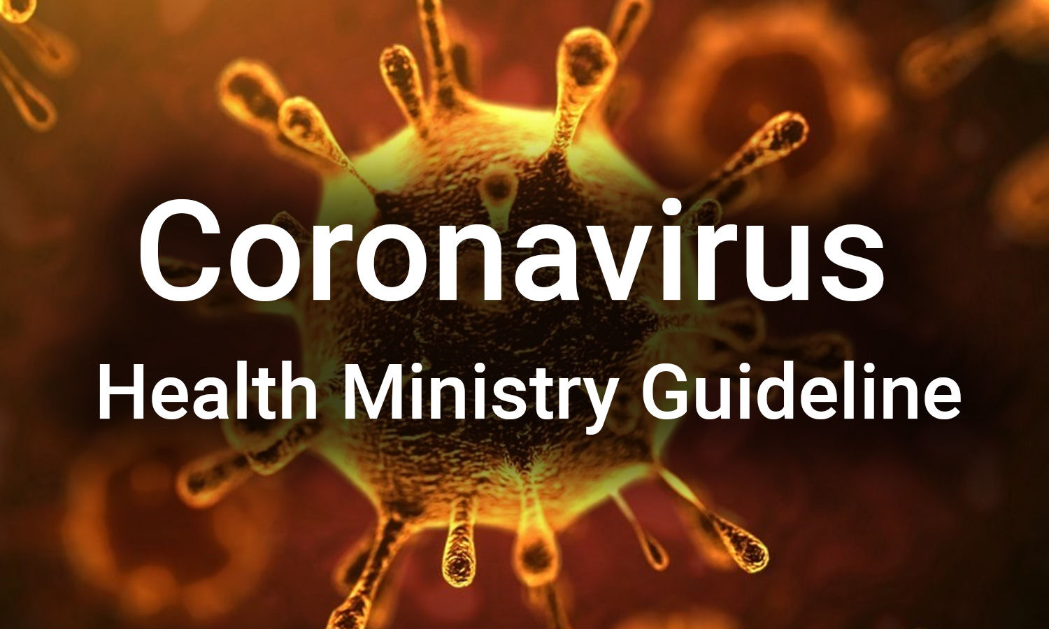COVID-19 update: Union Health Ministry guidelines for management of novel coronavirus (nCoV)