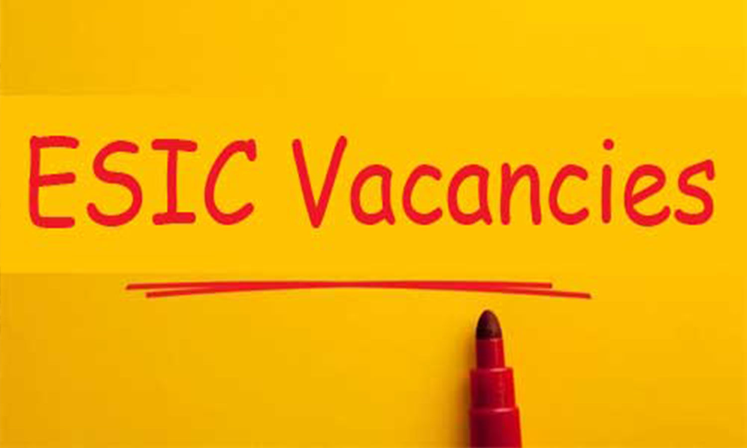 Photo of Job Alert: Walk-In-Interview at ESIC Hospital Ludhiana For Senior Resident, Specialist Posts