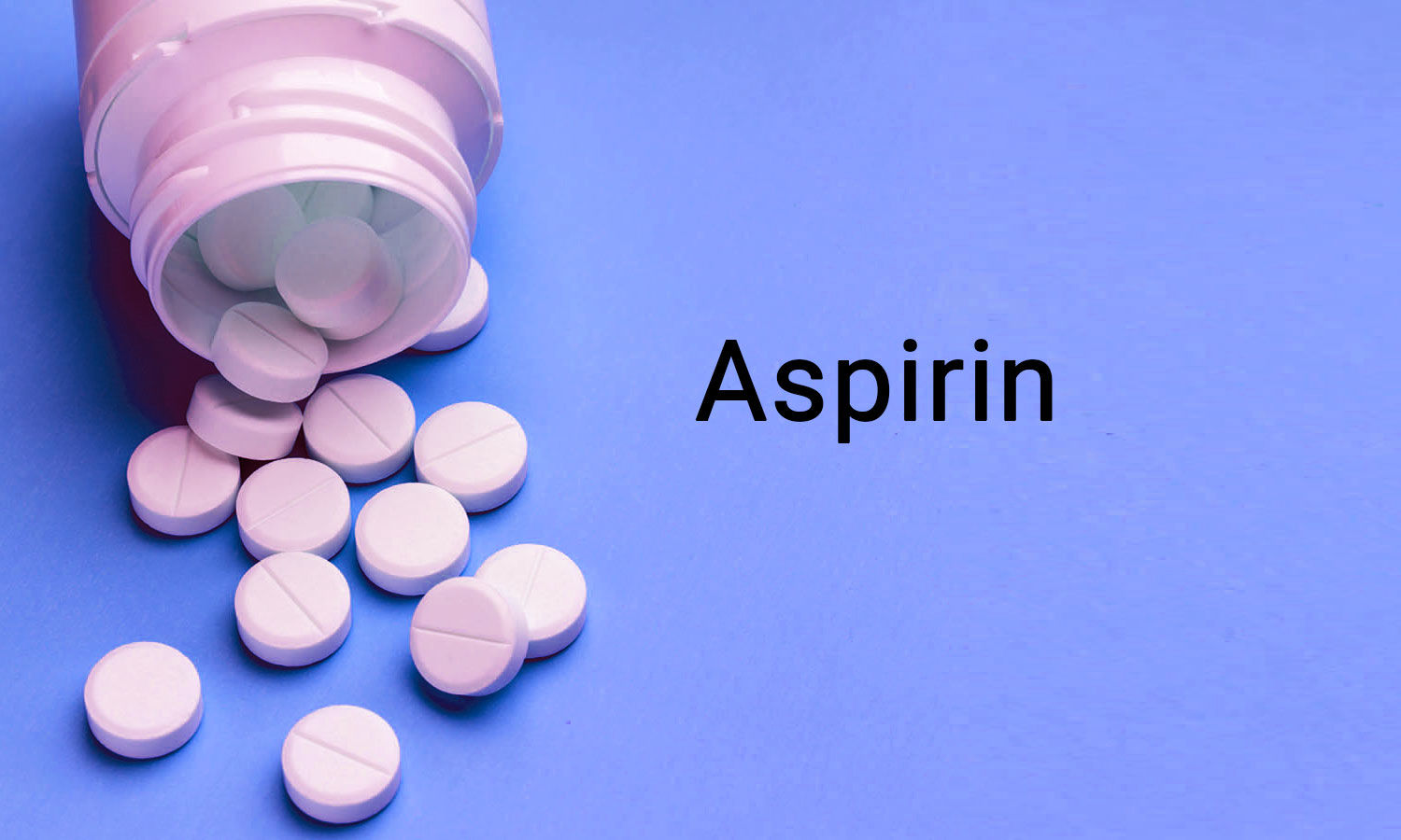 Aspirin may increase BMD and reduce fracture risk: Study