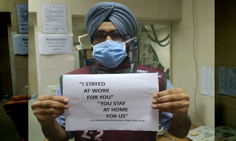 Well Said Doctor: PM Modi retweets AIIMS doctor