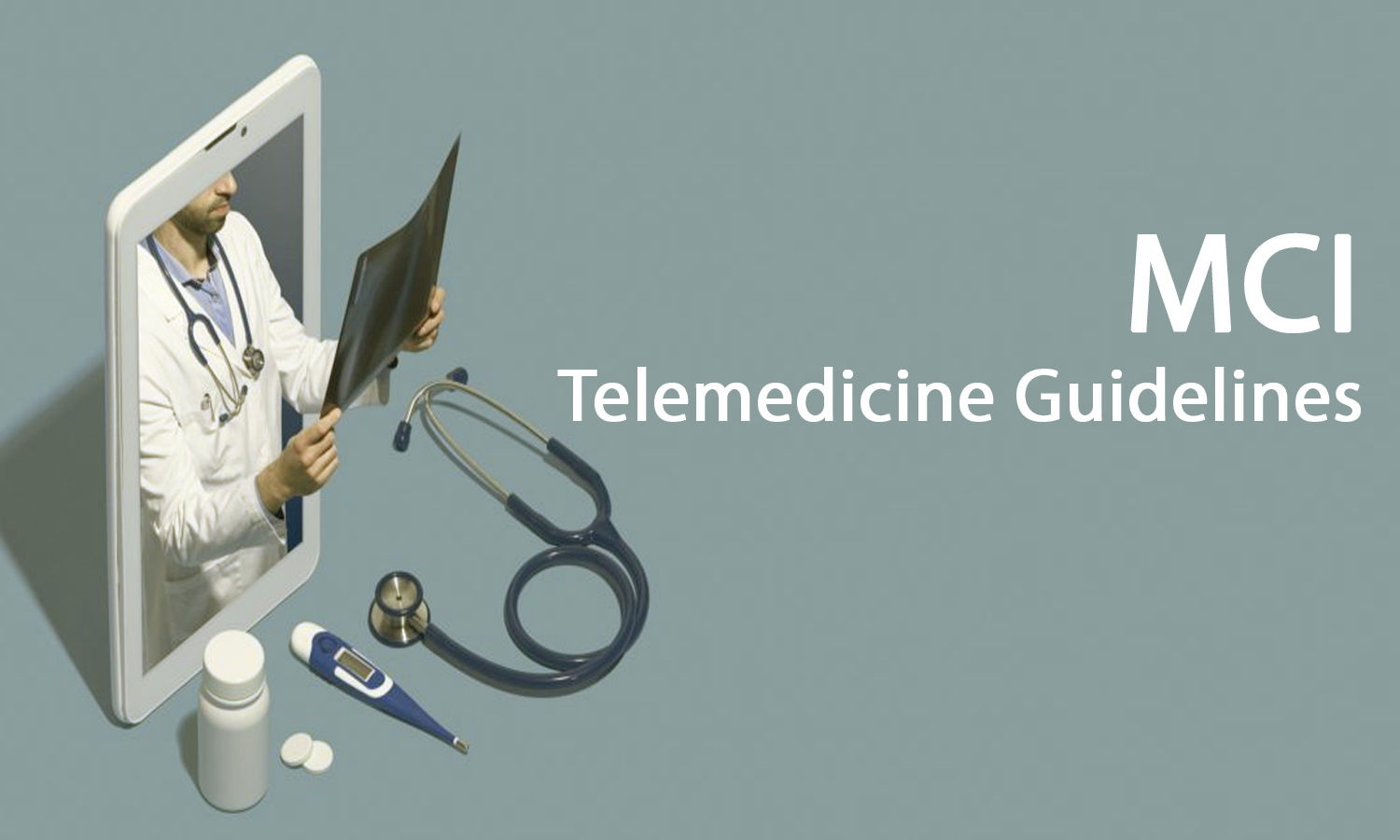 MCI allows Telephonic, online consutlations, releases Telemedicine practice guidelines for doctors