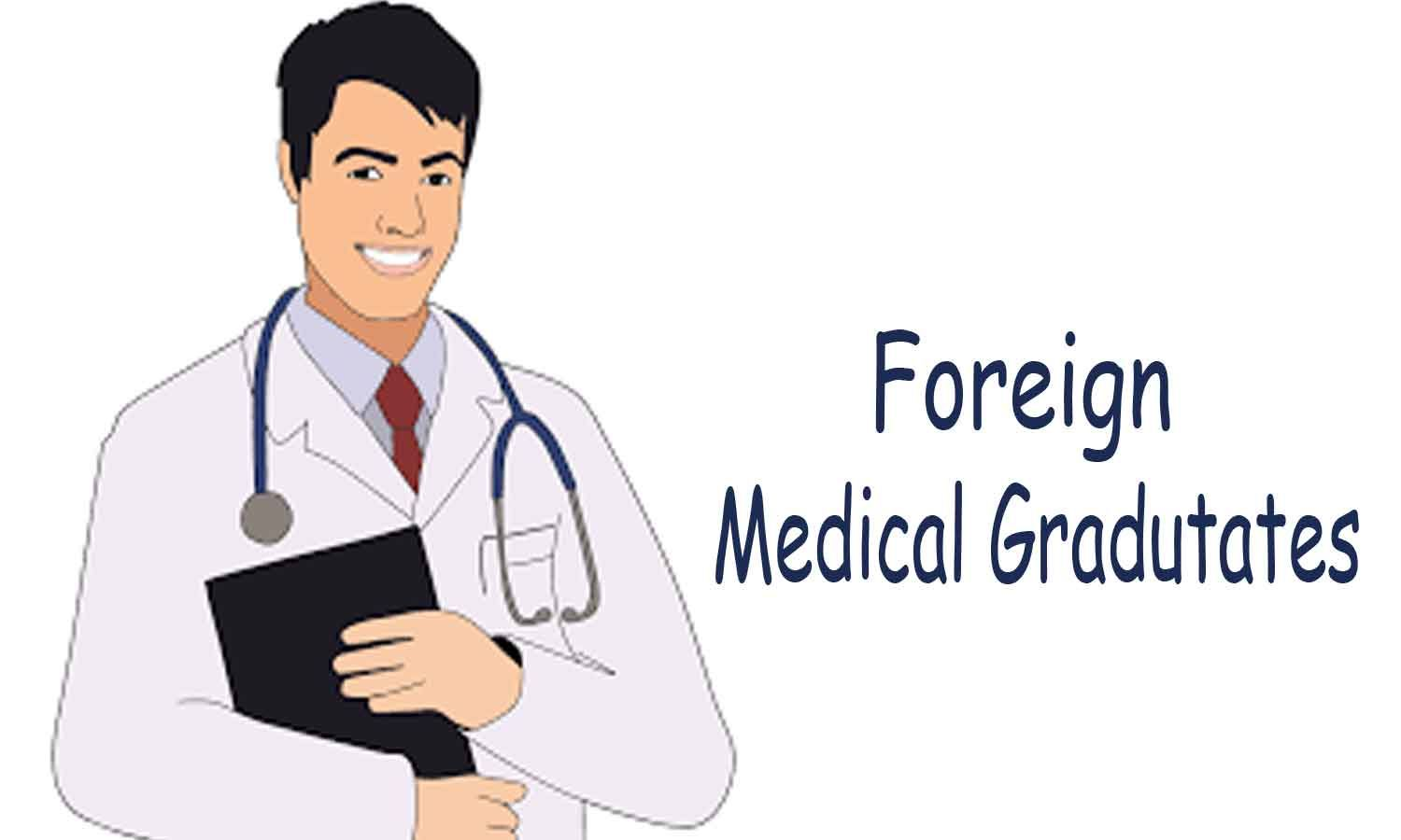 Coronavirus Crisis: MBBS from abroad seek exemption from FMGE, say could add 20,000 medics immediately to system