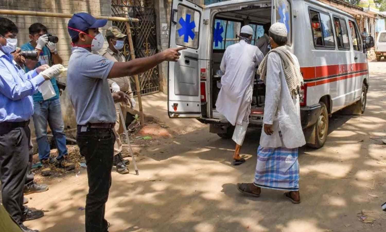 Tablighi Jamaat attendees spit at doctors at Delhi quarantine units