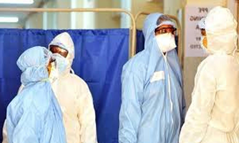 Doctor stranded in India lockdown flies back to work at UK hospital
