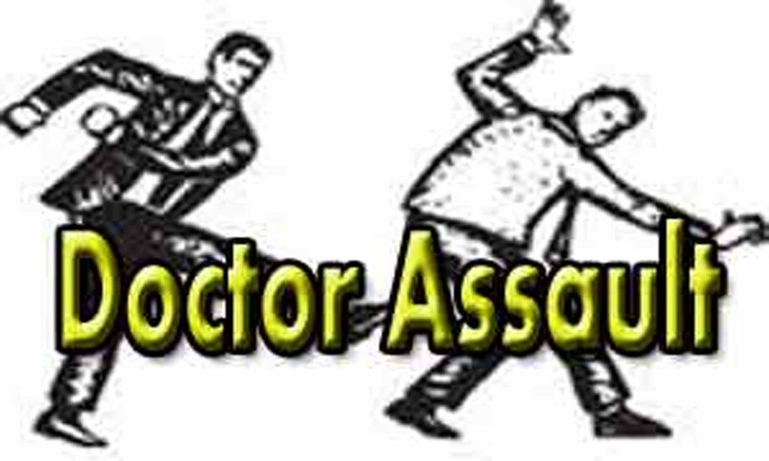 Gandhi Hospital: Two Attendants of COVID victim held for assaulting junior doctor with iron stand