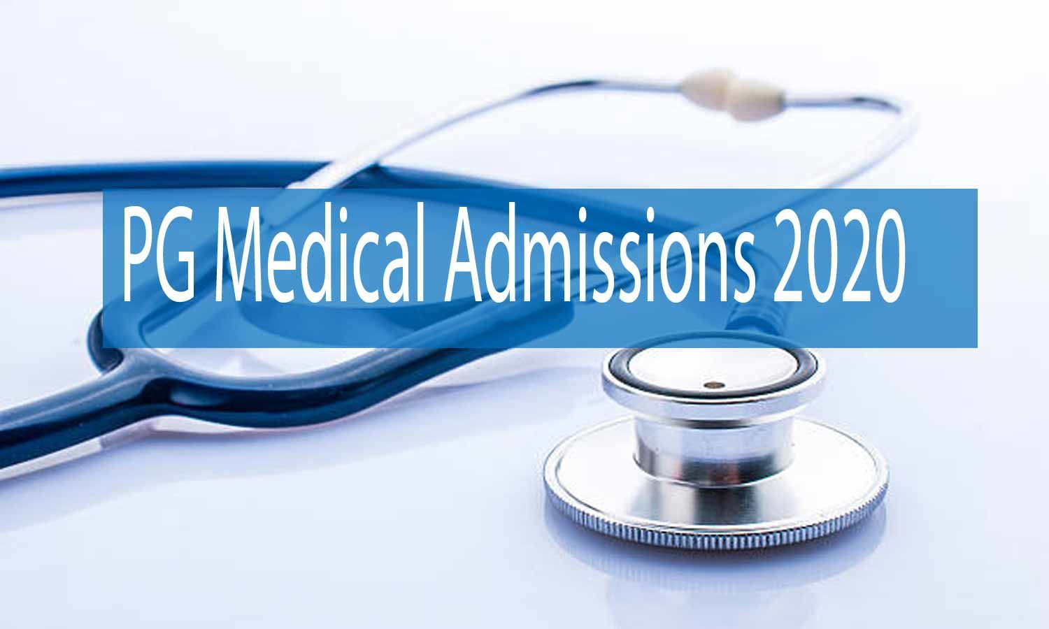 PG Medical Counselling 2020: MCC Relief to state counselling...