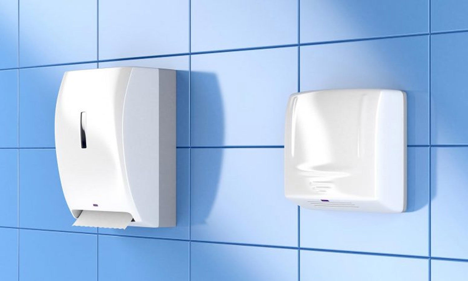 Paper towels more effective at removing viruses than hand dryers: Study