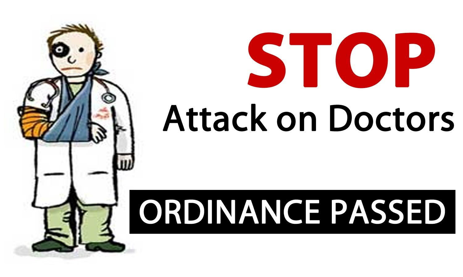 Govt clears Ordinance on Attack on Doctors, amends Epidemic Act to bring 7 years jail for assaulting medicos