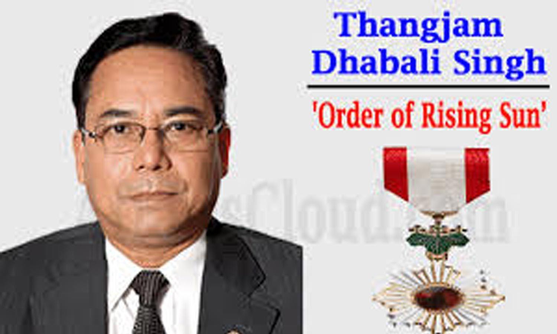 Bravo: Indian doctor conferred