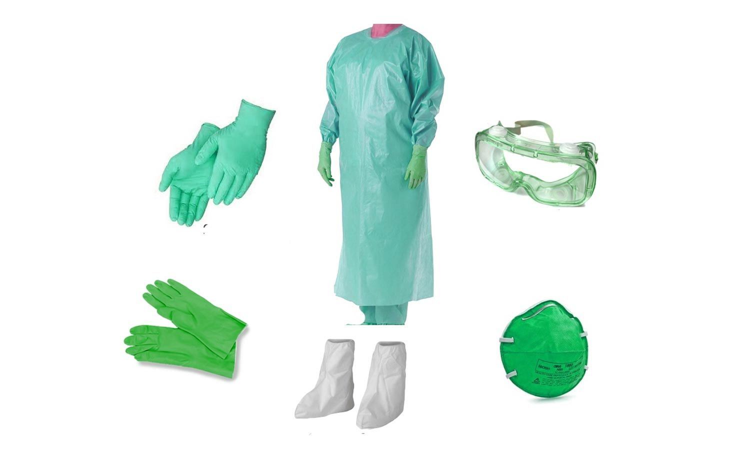 Govt allows export of COVID-19 PPE medical coveralls, fixes shipment quota