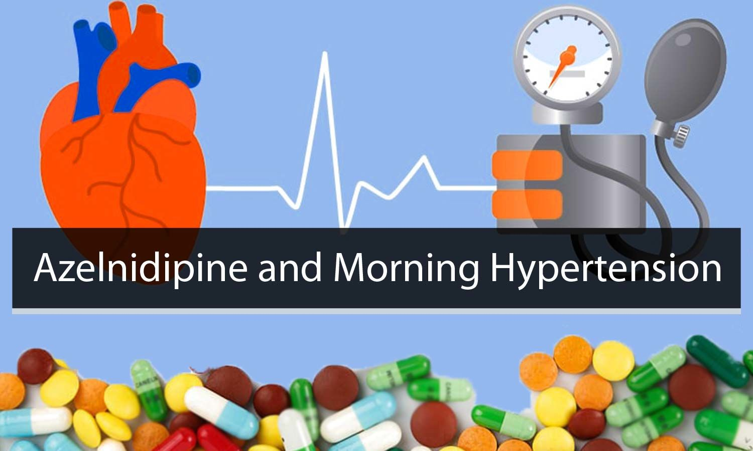 Controlling Morning Hypertension with Azelnidipine