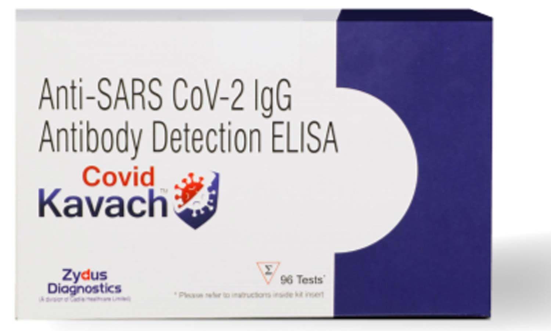 Zydus Cadila supplies 30,000 COVID Kavach Elisa test kits to ICMR for free