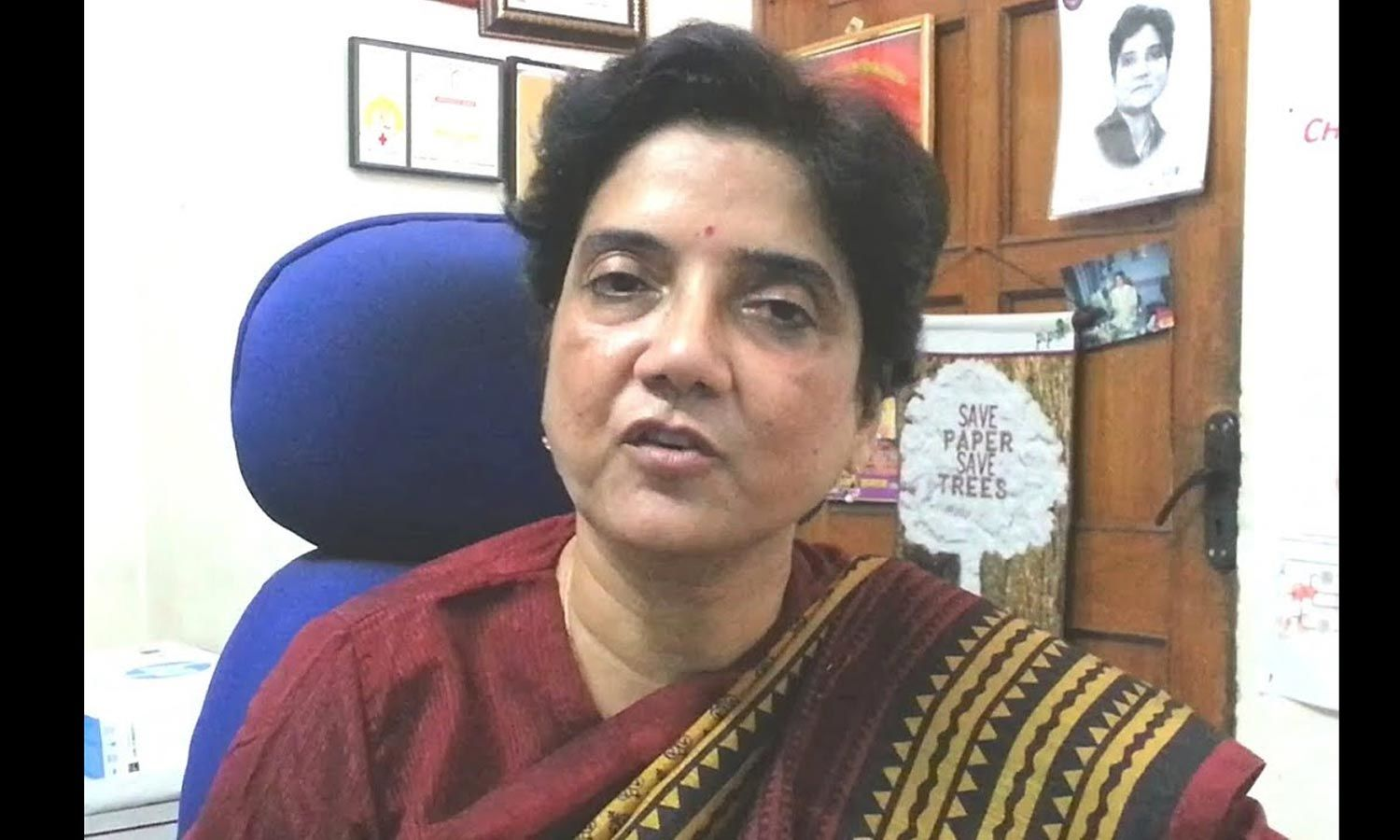 Video made during sting op to disturb peace, says GSVM principal who made derogatory comments