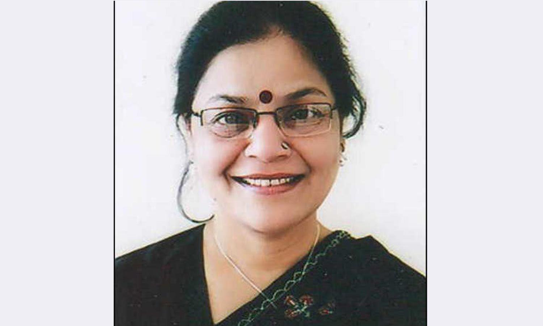 Dr Surekha Kishore becomes first Executive Director of AIIMS Gorakhpur