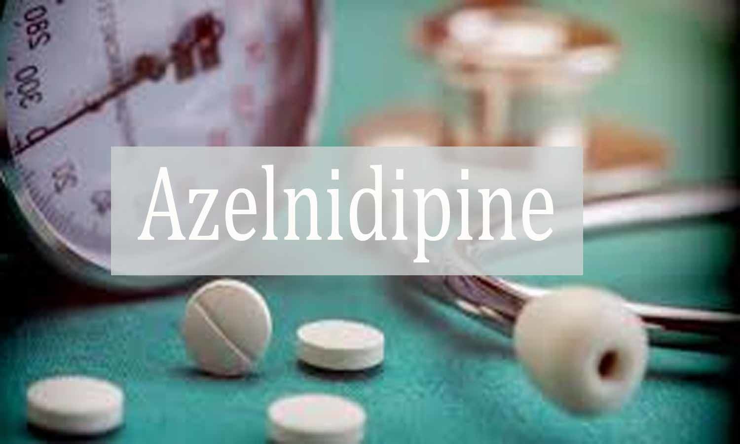 JB Chemicals brings BP Lowering Drug, Azelnidipine (DHP CCB) to Indian market under brand name Azovas