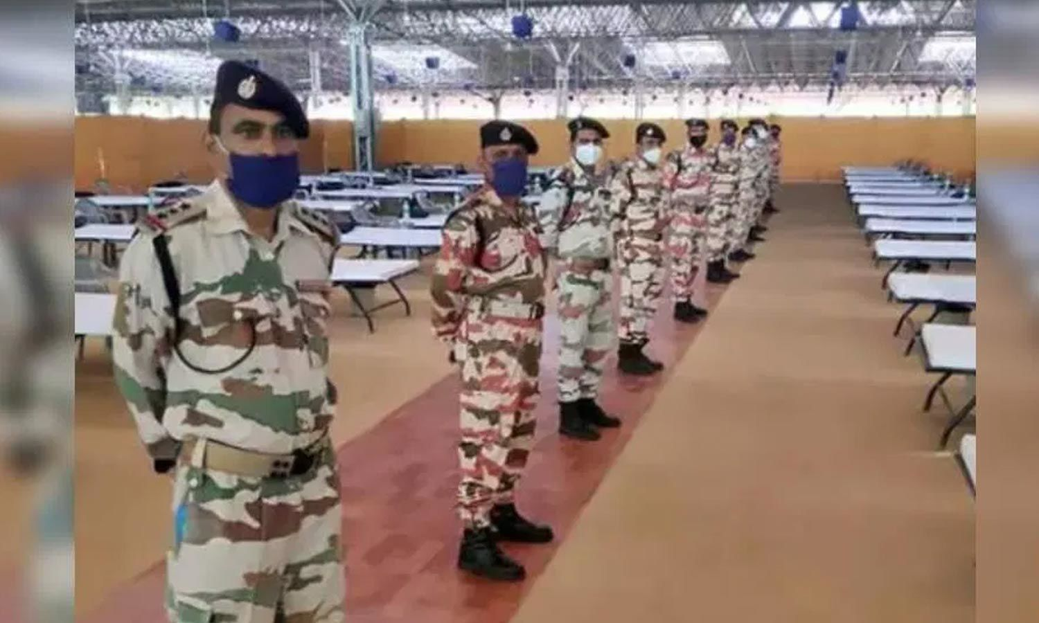 Delhi: 1,000-bed by DRDO with army doctors, paramedical staff to open soon