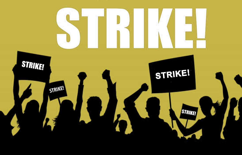 Employees strike in Punjab