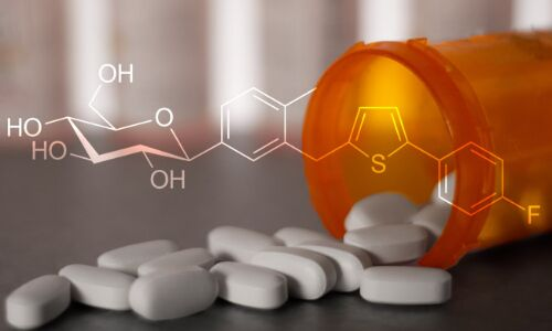 Canagliflozin reduces risk of hyperkalemia in diabetics with CKD: