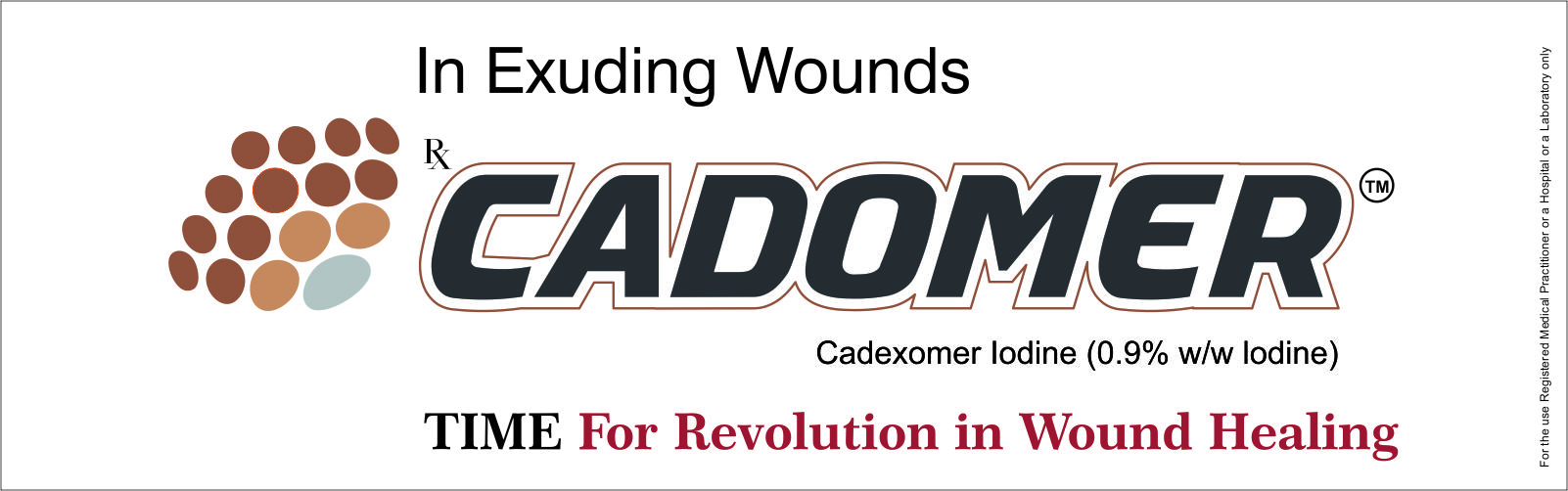 Cadomer (Cadexomer Iodine)