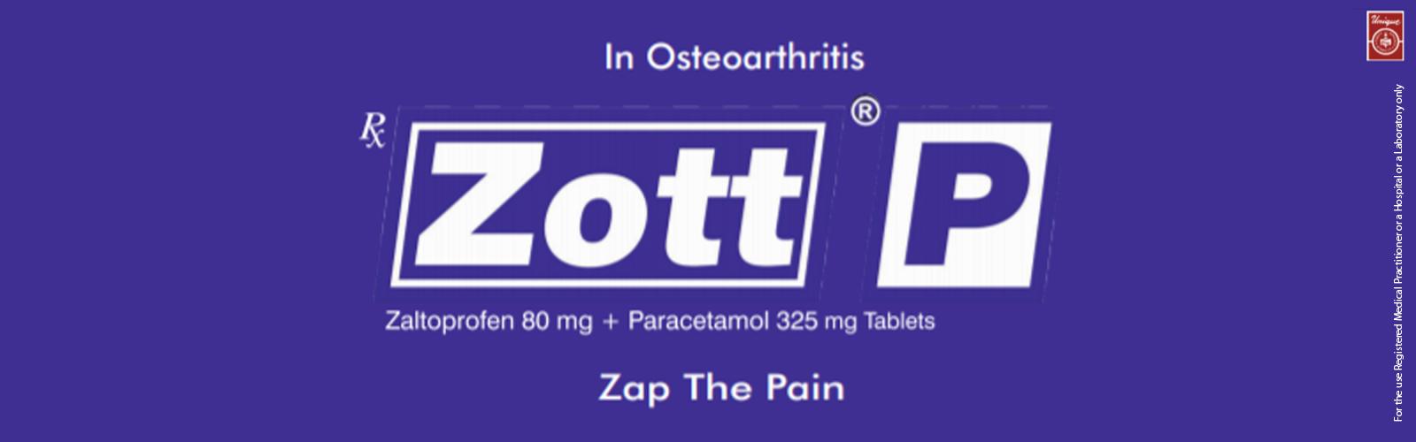 Zaltoprofen-Paracetamol-Zott-P