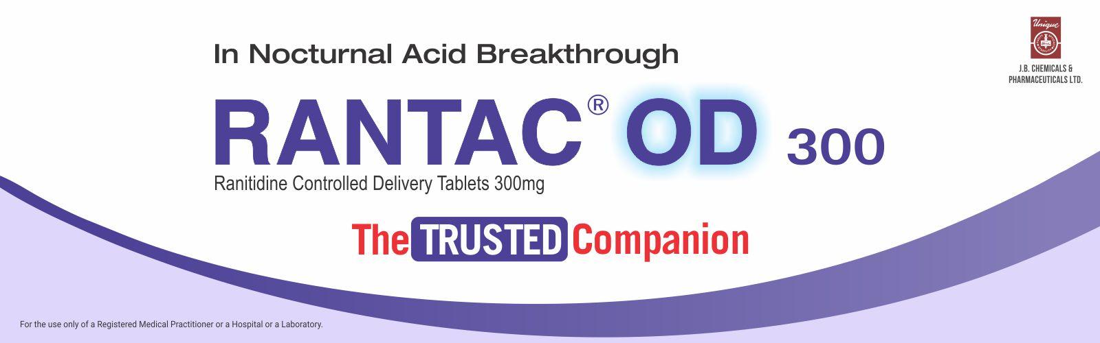 Rantac-OD-Rantidine