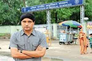 Sanjiv Chaturvedi repays the debt of being the whistleblower as CVO, AIIMS-says his legal plea