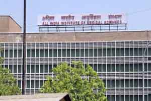 New Delhi: Autopsy doesn't suggest AIIMS junior resident killed himself