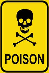 Poison removed by Plasma Exchange