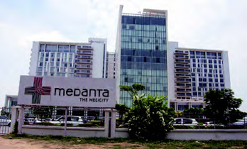 Medanta Performs Brain Aneurysm Coiling to save women's life
