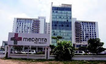 Medanta Performs Brain Aneurysm Coiling to save women