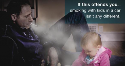 Passive Smoking in Childhood Linked to Increased Risk of COPD