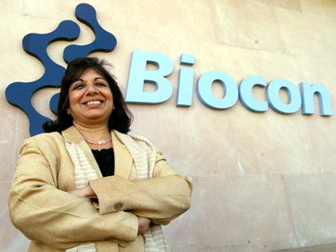 Biocon Fixes Rs 240-250/share for R&D arm Syngenes IPO