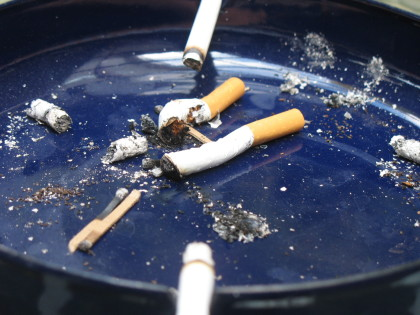 75% of all cigarettes in India are sold loose