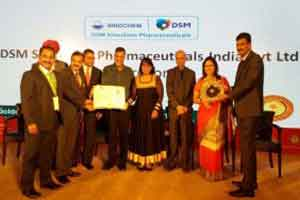 DSM Sinochem Bags Golden Peacock Eco-Innovation Award – 2015