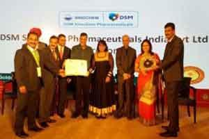 DSM Sinochem Bags Golden Peacock Eco-Innovation Award – 2015