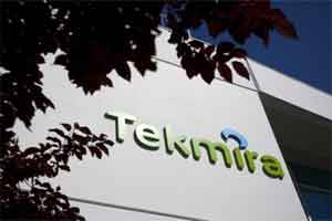 Tekmira suspends work on its Ebola drug; Changes its name