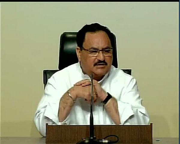 Nadda trashes Nitishs HOLLOW CLAIM in Health sector