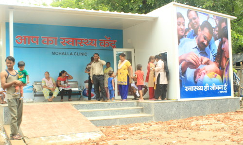Mohalla Clinics: Taking healthcare to doorsteps of poor